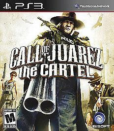 Call of Juarez: The Cartel - Limited Wood-Box (Playstation 3, gebraucht) **