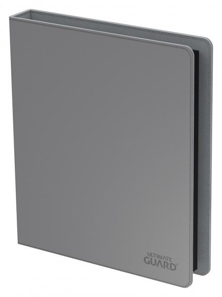 Supreme Collectors 3-Ring Binder Slim XenoSkinTM Grey