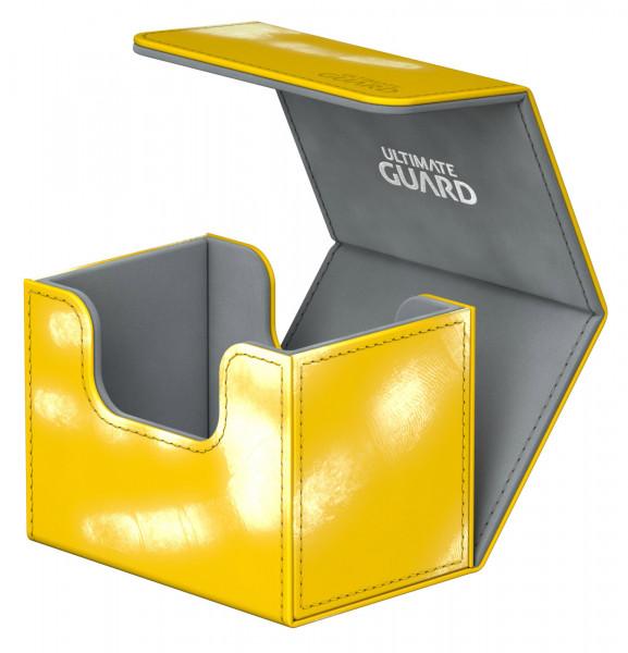 Ultimate Guard SideWinder™ 80+ Standardgröße ChromiaSkin™ Gelb