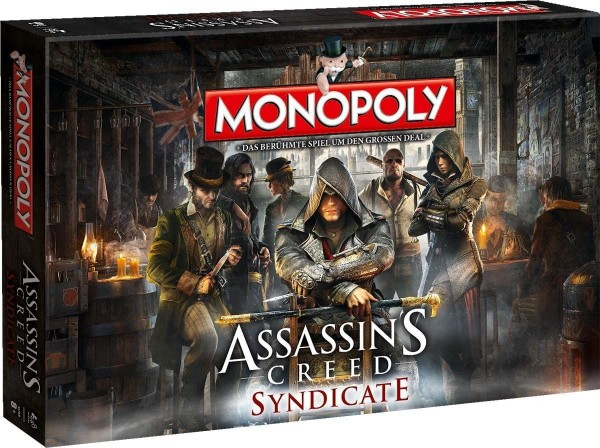 Monopoly - Assassins Creed Syndicate de