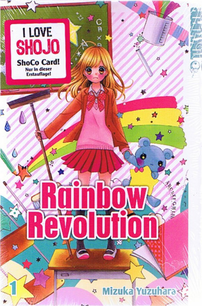 Rainbow Revolution 01