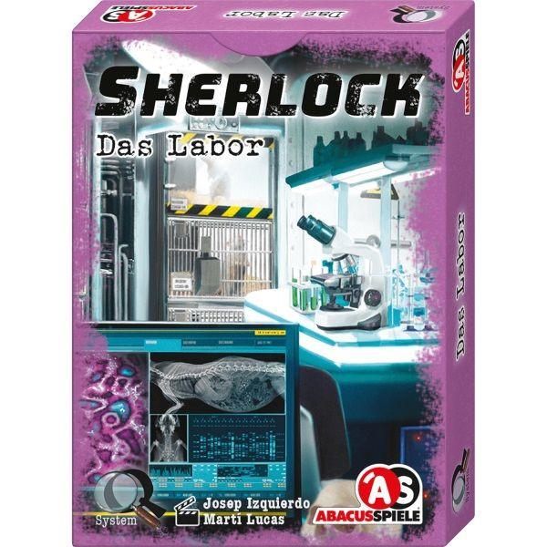 Sherlock II: Das Labor