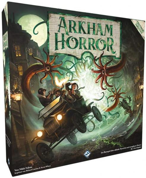 Arkham Horror 3.Ed. Grundspiel DE