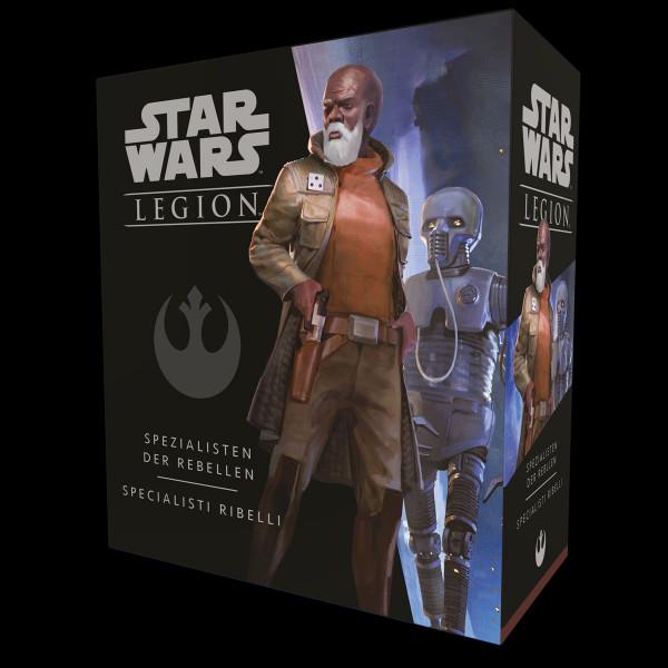SW Legion: Spezialisten der Rebellen dt./it.