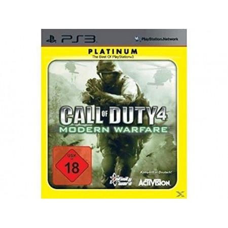 Call of Duty 4: Modern Warfare - Platinum **