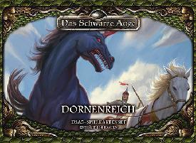 DSA5: Spielkartenset Das Dornenreich
