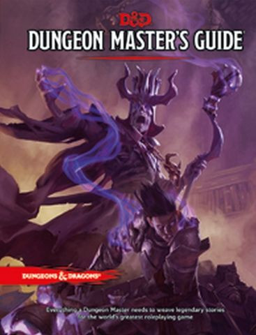 D&D RPG - Dungeon Masters Guide (HC)