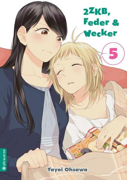 2 ZKB, Feder & Wecker 05