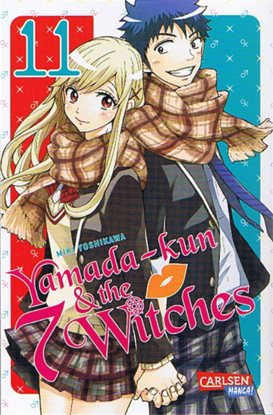 Yamada-kun and the seven Witches 11
