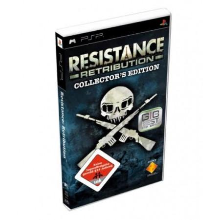 Resistance: Retribution Collectors Edition