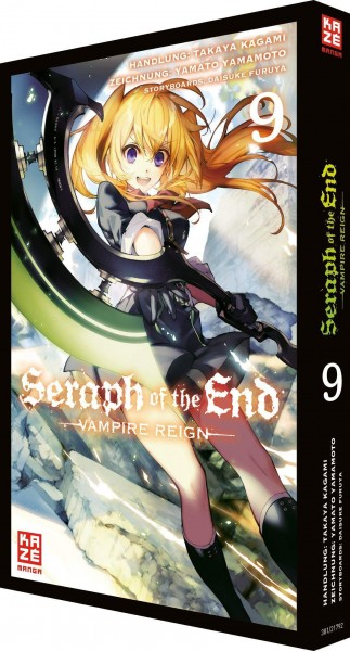 Seraph of the End - Vampire Reign 09