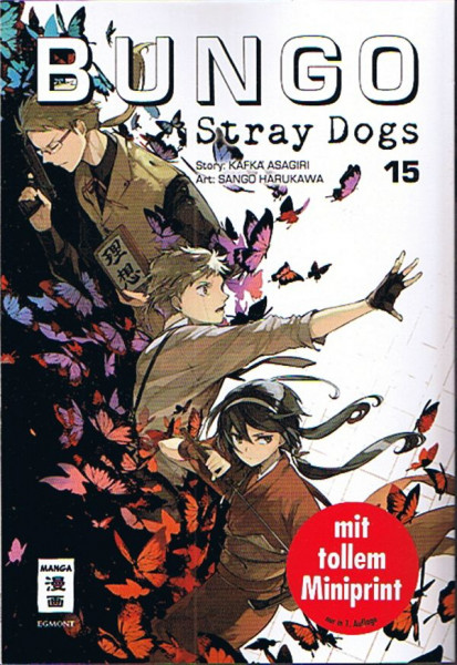 Bungo - Stray Dogs 15