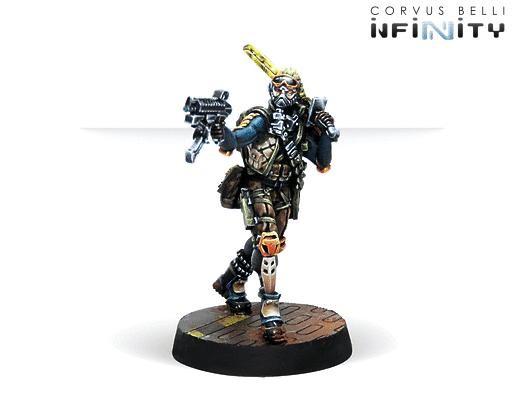 Cube Jägers (Submachine Gun)
