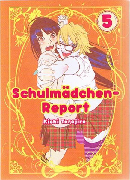 Schulmädchen-Report Band 05