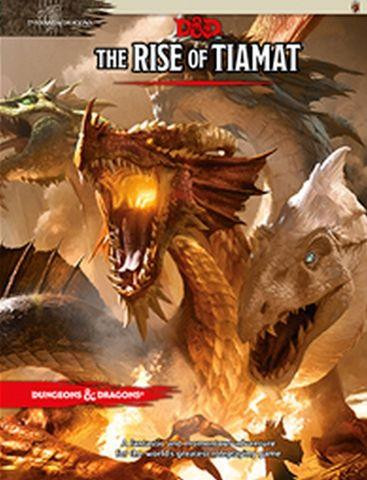D&D RPG - The Rise of Tiamat