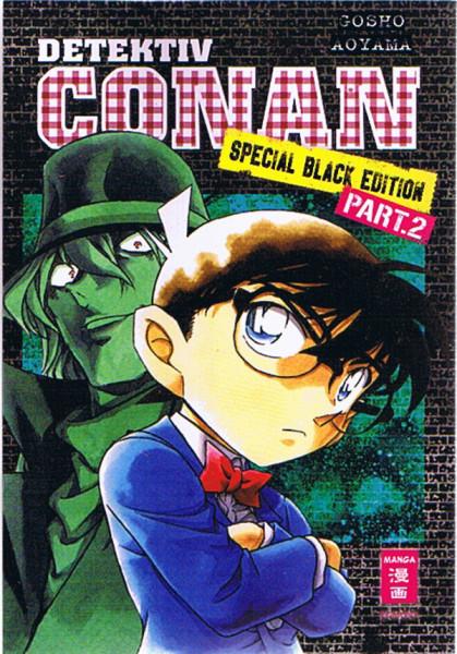 Detektiv Conan Special - Black Edition 02
