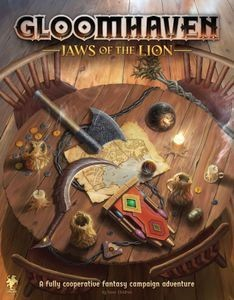Gloomhaven - Jaws of the Lion - Eng.