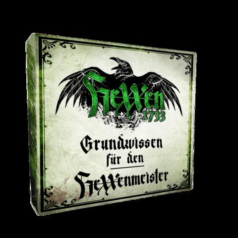 HeXXen 1733: Spielkartenset Grundwissen für den HeXXenmeister