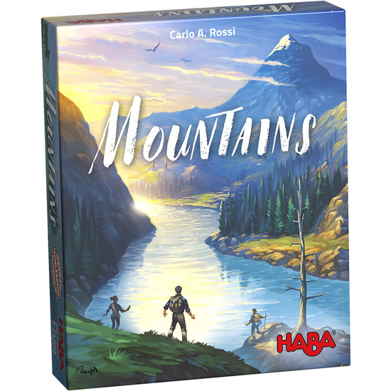 Mountains DE