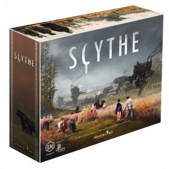 Scythe - Grundspiel de.