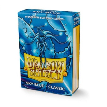 Dragon Shield Small Card Sleeves Sky Blue (60)