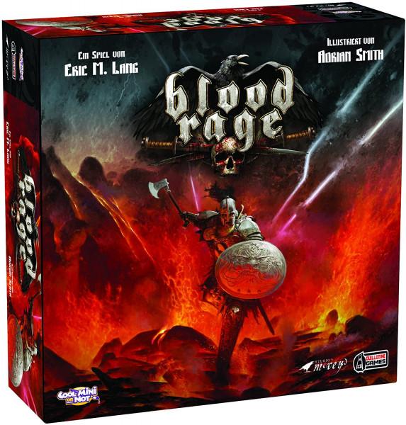 Blood Rage - Grundspiel Deutsch