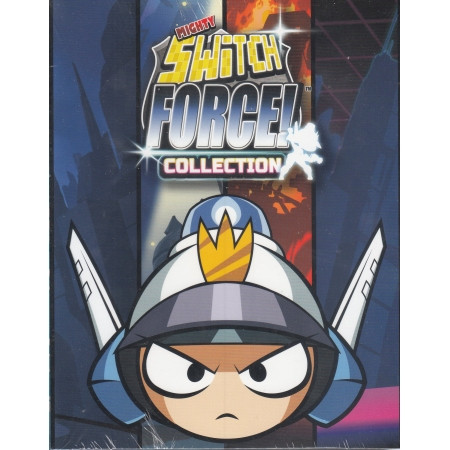 Mighty Switch Force Collection  - Collectors Edition LRG #322
