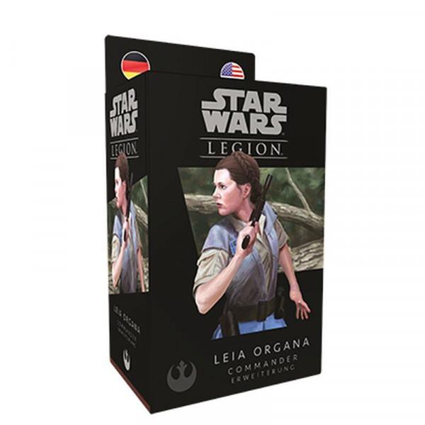 SW Legion: Leia Organa dt./engl.