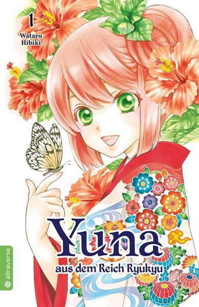 Yuna aus dem Reich Ryukyu 01