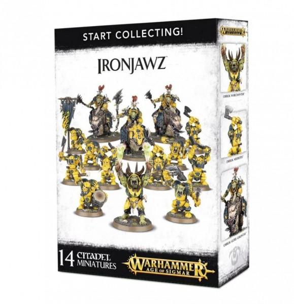 Start Collecting! Ironjawz (70-89)