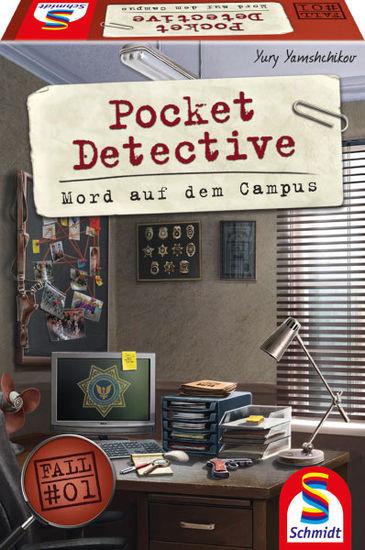 Pocket Detective – Mord auf dem Campus DE