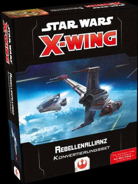 X-Wing 2. Edition: Rebellenallianz - Konvertierungsset