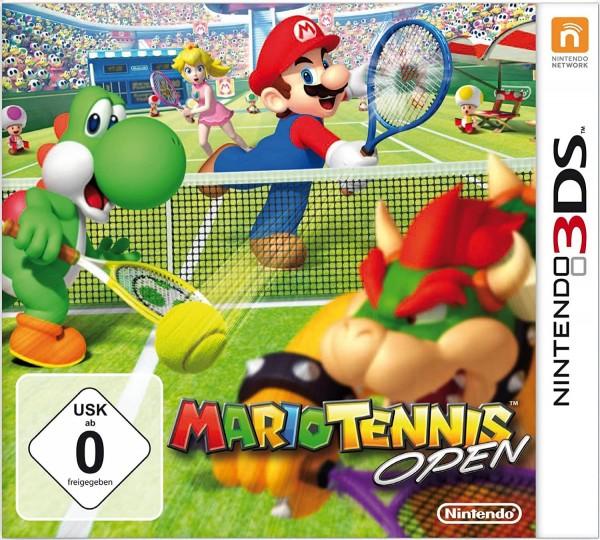 Mario Tennis Open (Nintendo 3DS, NEU)