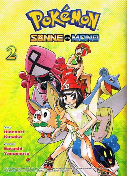 Pokemon – Sonne und Mond 02