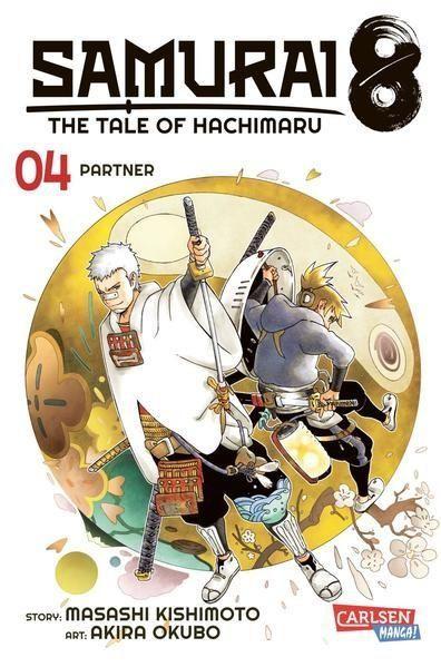 Samurai8 - The Tale of Hachimaru 04