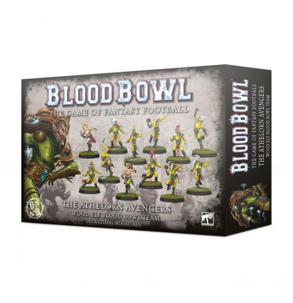 Blood Bowl: The Athelorn Avengers (200-66)