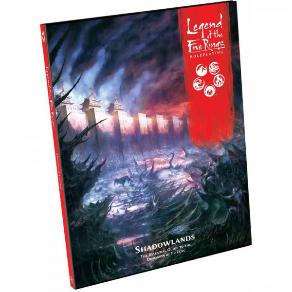 FFG - Legend of the Five Rings: Roleplaying Shadowlands