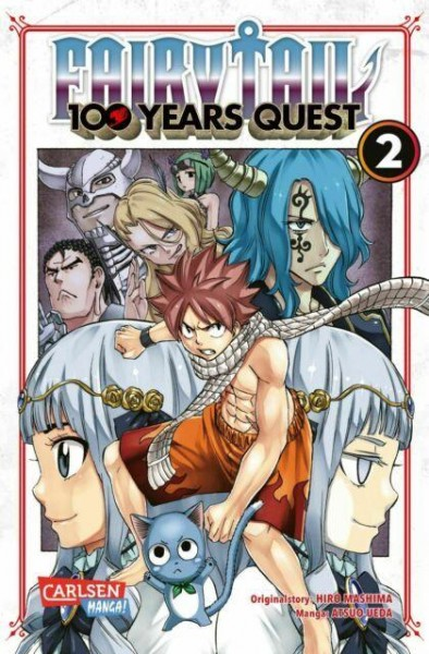 Fairy Tail - 100 Years Quest 02