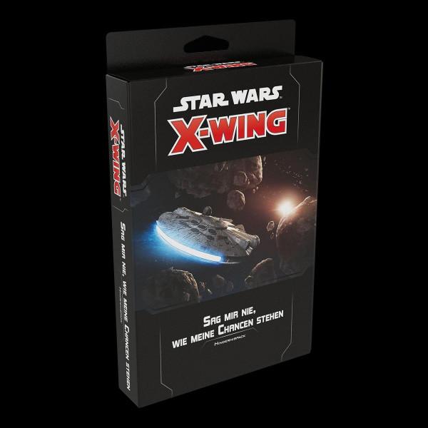 X-Wing 2. Edition: Sag mir nie, wie meine Chancen stehen Verstärkungspack