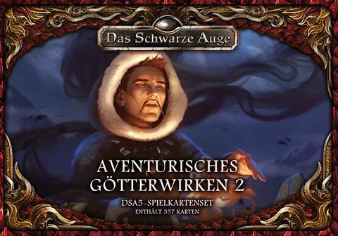 DSA5 Spielkartenset Aventurisches Götterwirken 2
