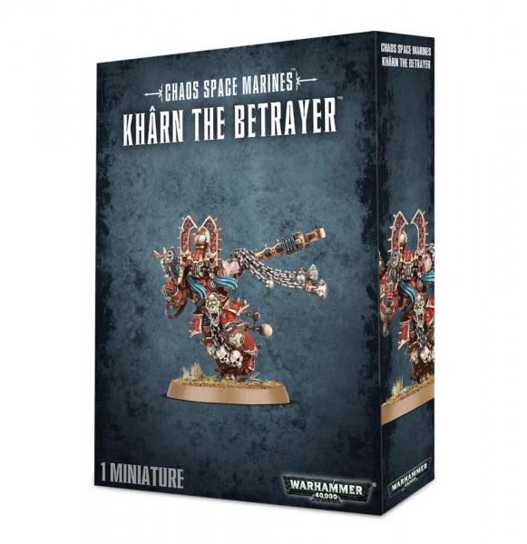Khârn The Betrayer (43-25)