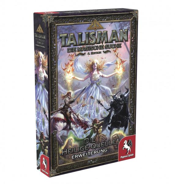 Talisman - Die heilige Quelle 4. Ed.
