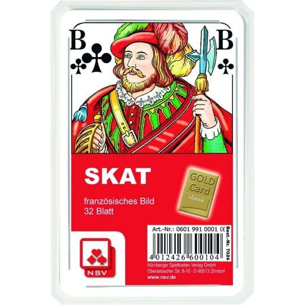 Skat - GoldCard Classic glatt - franz. Bild