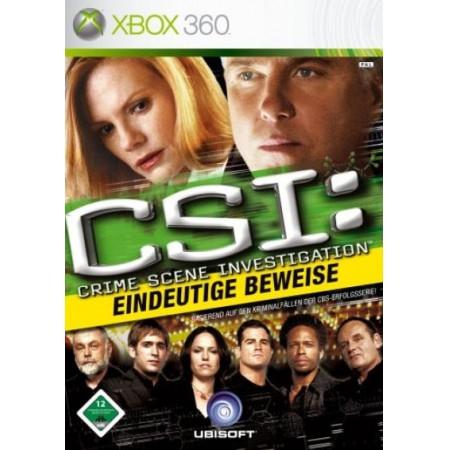 CSI: Crime Scene Investigation: Eindeutige Beweise