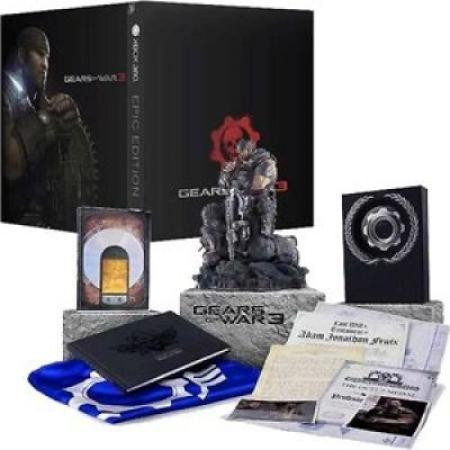 Gears of War 3 - EPIC EDITION