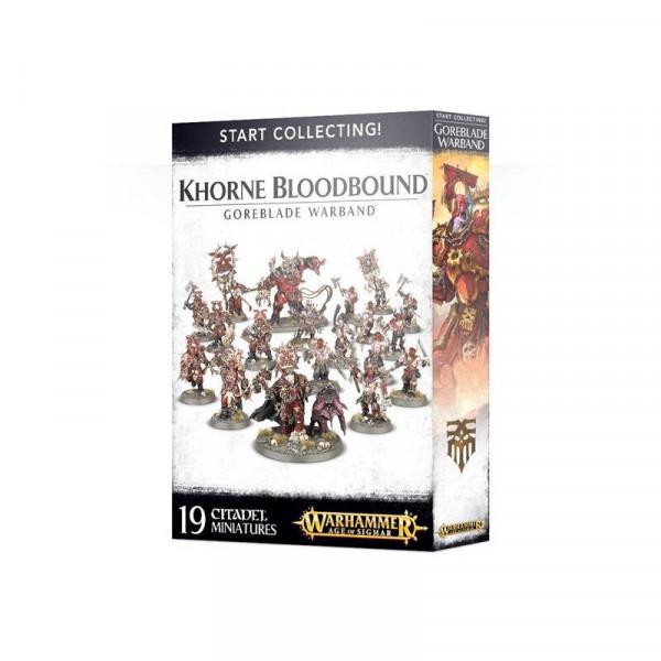 Start Collecting! Goreblade Warband (70-81)