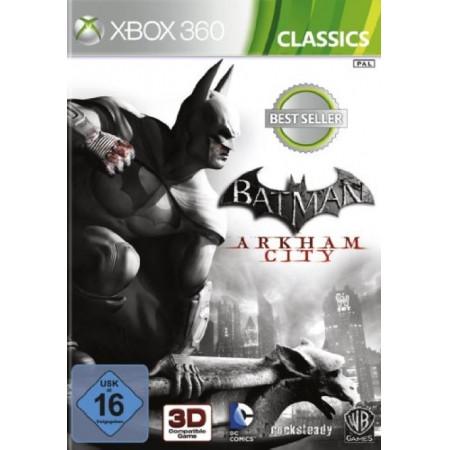 Batman: Arkham City - Classics