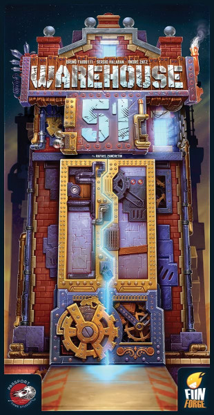 Warehouse 51 (English version)