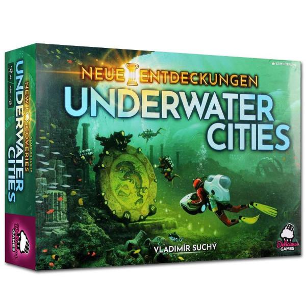 Underwater Cities - Neue Entdeckungen dt.