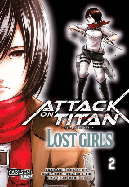 Attack on Titan - Lost Girls 02